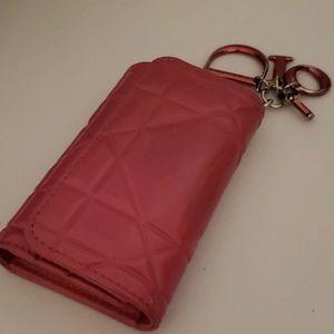 Christian Dior 6 Key case holder, FIRM PRICE
